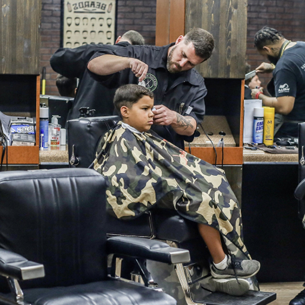 Barbering College Success Academy
